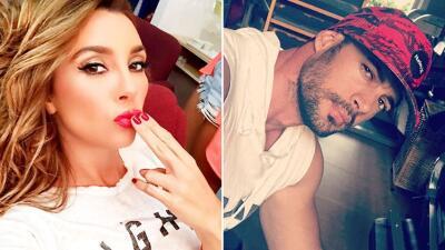 William Levy y Elizabeth Gutiérrez se hacen cariñitos en Instagram