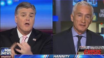 """Jorge Ramos en Fox News: """"La gran mayoría de indocumentados en este país no son criminales"""""""
