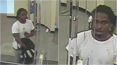 El FBI y la policía de Miami buscan al sospechoso de robar un banco en Brickell