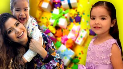 Felices cuatro años a Giulietta: así es cómo Ana Patricia ha festejado los cumpleaños de su hija mayor