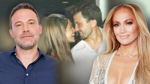 """JLo está """"abierta"""" a iniciar una relación con Ben Affleck"""