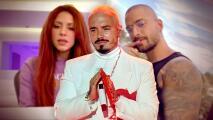 """J Balvin sale en defensa de Shakira, Maluma y otros artistas que no están """"marchando"""" por lo que pasa en Colombia"""