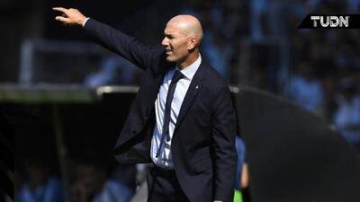 """Zidane sobre Bale: """"Quiero que siga hasta final de temporada"""""""