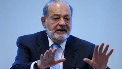 """Carlos Slim: """"Trump no es 'terminator', es 'negociator'"""""""