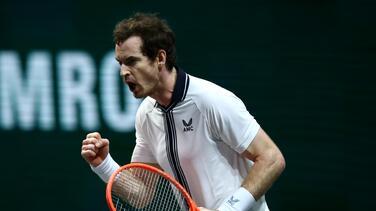 Andy Murray quiere ser entrenador de futbol