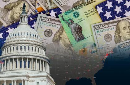 Aactualmente la Casa Blanca negocia con el Congreso para definir un segundo paquete de estímulo económico.