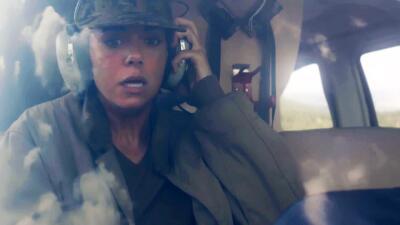 Yolanda se escapó del secuestro del coronel Santamaría