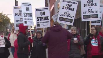¿Qué sigue en la huelga de maestros de Escuelas Públicas de Chicago? Esta es la más reciente petición del CTU