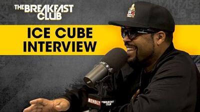 Ice Cube Talks BIG3 Championship, Kobe Bryant, LeBron James On The Lakers + More