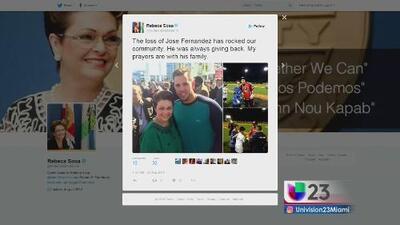 Redes sociales reaccionan a la muerte de José Fernández