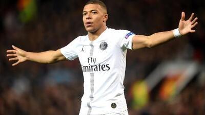 ¡Mbappé a la alza! Así se ha valorizado el futbolista francés en los últimos años