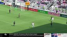 LA Galaxy completó remontada en Miami gracias al 'Chichartito' Hernández