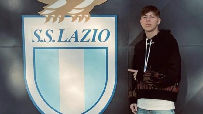 Una tragedia: Fallece canterano del Lazio a los 19 años de edad