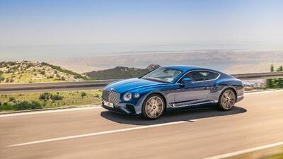 Bentley Continental GT, la obra de arte más exquisita de la casa inglesa