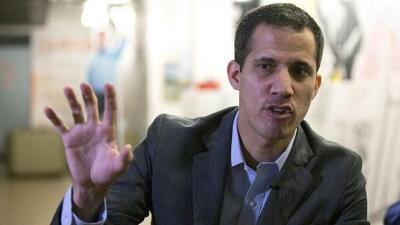 Continúa la controversia en Venezuela por la supuesta reunión de Juan Guaidó con Diosdado Cabello