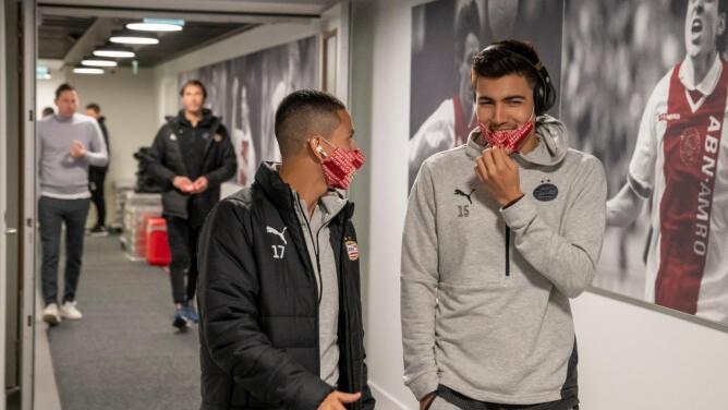 ¡Vuelve! Erick Gutiérrez es convocado para el Ajax-PSV