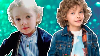 Conoce al pequeño actor que interpreta a Arley en 'La Piloto 2'