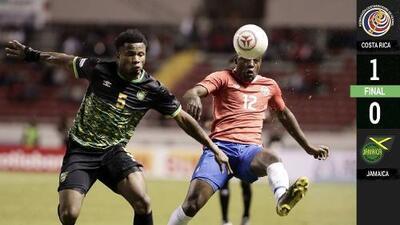 Matosas logra su primera victoria al frente de Costa Rica con Keylor Navas en el arco