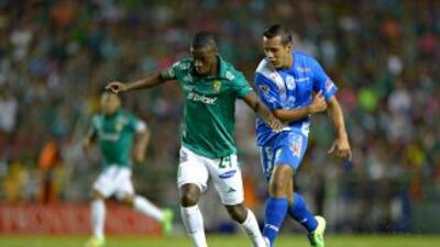 León 0-0 Puebla: La fiera sacó un punto en casa gracias a su portero