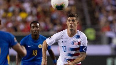 Cómo y dónde ver el partido Jamaica vs Estados Unidos de Semifinal de Copa Oro 2019