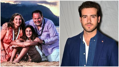 Raúl de Molina revive un incidente en carretera que vivió cuando Mia tenía 10 años (similar al de Pablo Lyle)