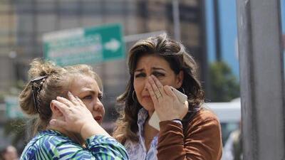 El sismo que azotó a la Ciudad de México fue 'peculiar' y podría pasar de nuevo, según estudio