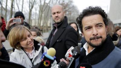 """""""Me siento en una película"""": 'El Chapo' conoce emocionado al actor que lo interpretó en la serie 'Narcos'"""