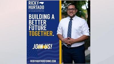 Activista y profesor hispano se lanza como candidato a la Casa de Representantes por el Distrito 63