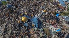 Este es el momento en que la tierra se hizo líquida tras el terremoto en Indonesia