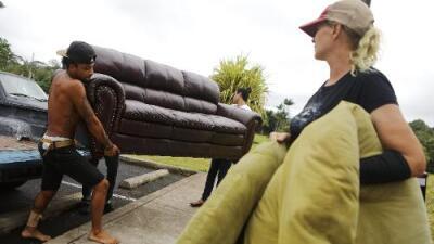 El Kilauea puede explotar en cualquier momento: la Guardia Nacional está lista para más evacuaciones