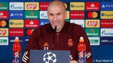 Zidane confirma a Kroos y dice que Mendy no llega al duelo ante Chelsea