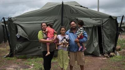 """""""Si regresamos, nos queman vivos"""": el calvario de un rebelde nicaragüense que huyó a pie a Costa Rica con su familia"""