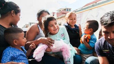 Reportajes de Univision Noticias sobre una matanza de civiles en Honduras y la 'tolerancia cero' de Trump son reconocidos en los Emmy