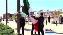 Camden celebra Mexico despues de una decada
