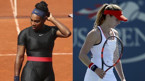 ¿Sexismo en el tenis? Las reglas dispares para hombres y mujeres sobre su vestimenta