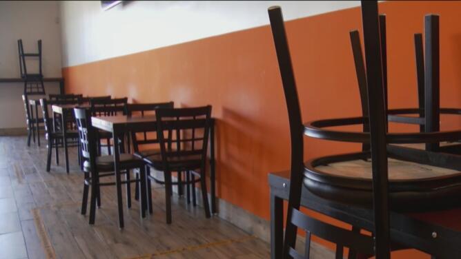 Coronavirus: Así se preparan los restaurantes en Dallas para reducir su capacidad de atención una vez más