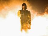 Eminem escapes an asylum after being 'Framed'