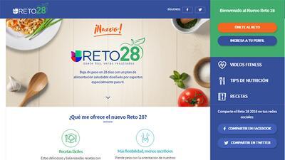 El nuevo #Reto28: desde el 20 de junio en Univision