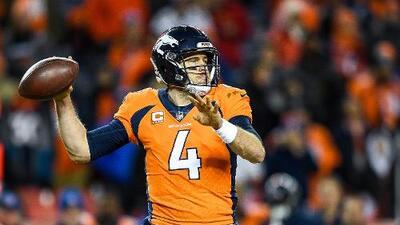 Case Keenum quedó en 'shock' por el canje de los Broncos por Joe Flacco