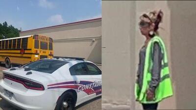 Acusan a una conductora de autobús escolar de manejar intoxicada mientras transportaba a varios estudiantes