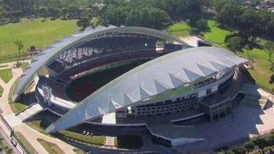 ¡Conózcalas! Estas son las sedes del Grupo B para la Copa Oro