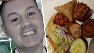 Chef muere asfixiado al comer comida caliente que le cerró la garganta