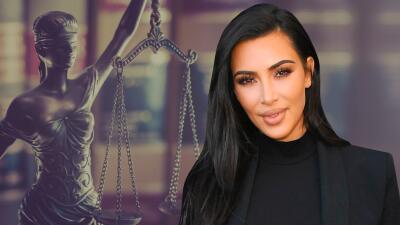 Es en serio: Kim Kardashian revela que está estudiando para convertirse en abogada