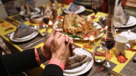 Cómo evitar una intoxicación con alimentos y no dañar el Día de Acción de Gracias