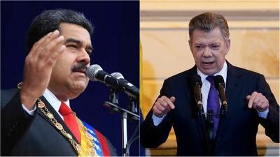Cancillería de Colombia asegura que no tienen fundamentos las acusaciones de Maduro contra Santos