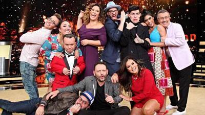 La segunda temporada de Me Caigo de Risa llega a Univision para llenar de carcajadas a las familias