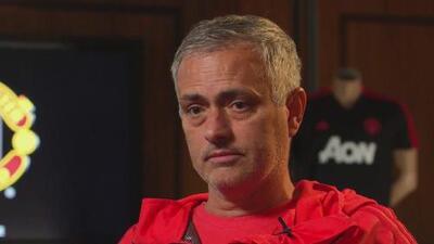 José Mourinho confesó que anhela estar en un mundial con Portugal