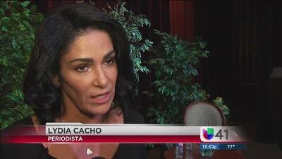 Conversando con la periodista Lydia Cacho