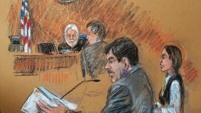 'El Chapo' Guzmán es condenado a cadena perpetua en una prisión estadounidense de máxima seguridad