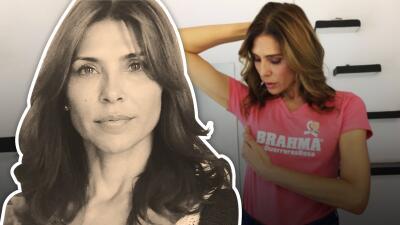 Lorena Meritano envía fuerte mensaje a sus exparejas por abandonarla cuando tenía cáncer de mama
